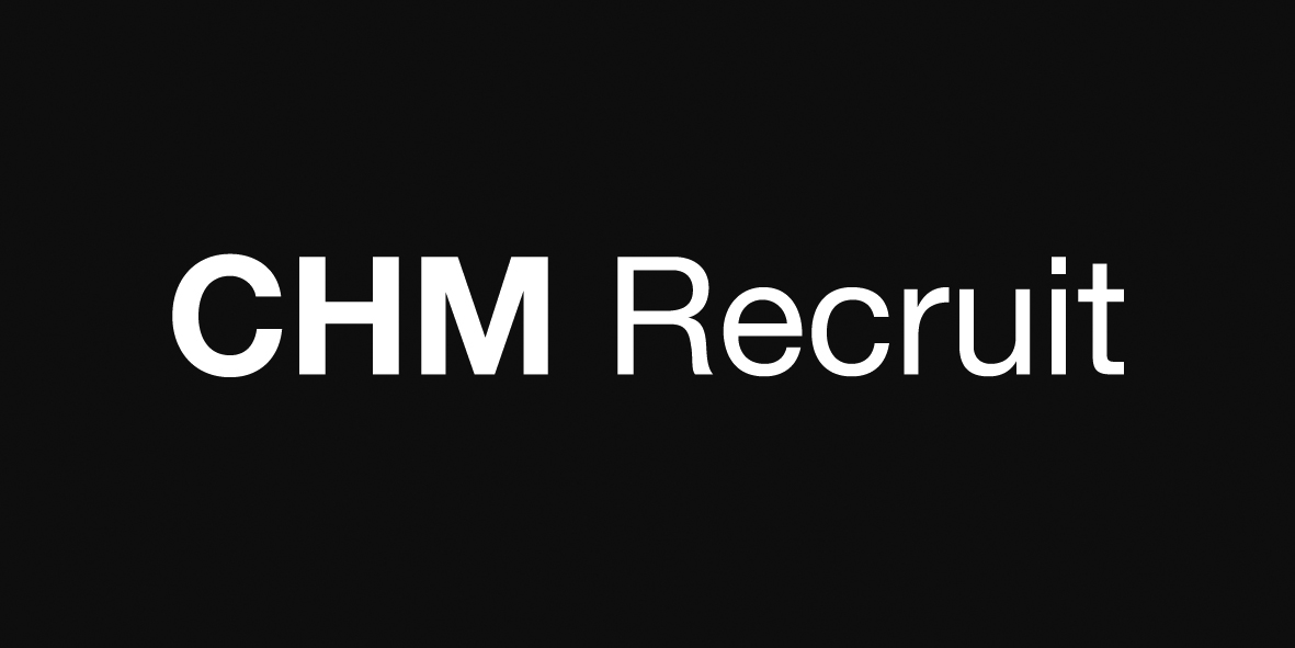 CHM Recruit Logo Curves